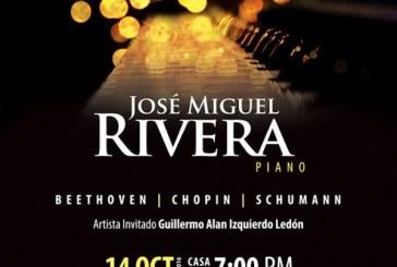 noche de música clásica y Jazz en Casa Haas