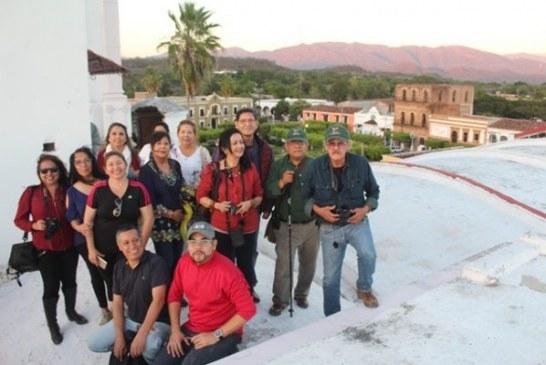 Visitan los atractivos de San Ignacio