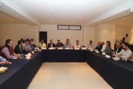 Convocan a empresarios a trabajar por Mazatlán