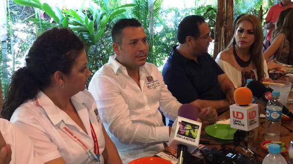 Confernica de Prensa Sectur Sinaloa Tianguis Turístico 2017