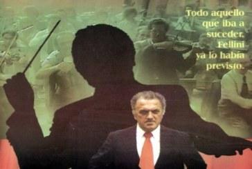 """""""Ensayo de Orquesta"""" de Fellini en el Cinematógrafo"""