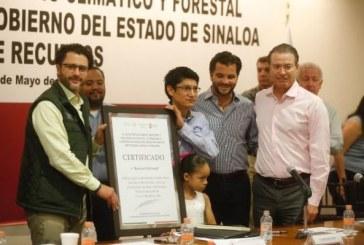 El crecimiento económico de Sinaloa no será a costa del medio ambiente