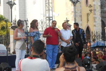 Festejan Centenario de  don Luis Perez Meza