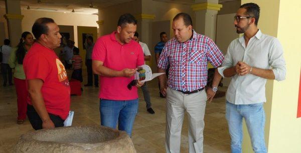 San Ignacio Sinaloa Visita del Secretariode Turismo de Sinaloa Marco ANtonio García Castro 2017 Mayo