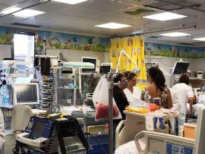 isita Rosy Fuentes de Ordaz Hospital Pediátrico del Vaticano Bambino Gesu