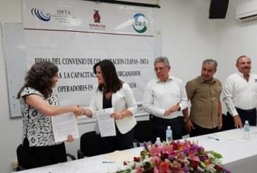 Firma CEAPAS Convenio de Colaboración