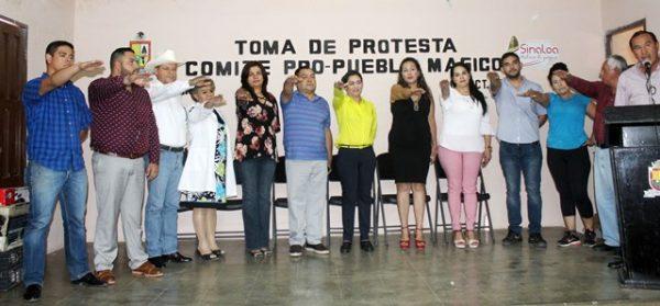 Comite Pro Pueblo Mágico de Sinaloa de Leyva 2017