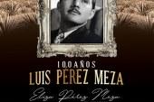 Luis Pérez Meza. Elisa Pérez Meza en Concierto