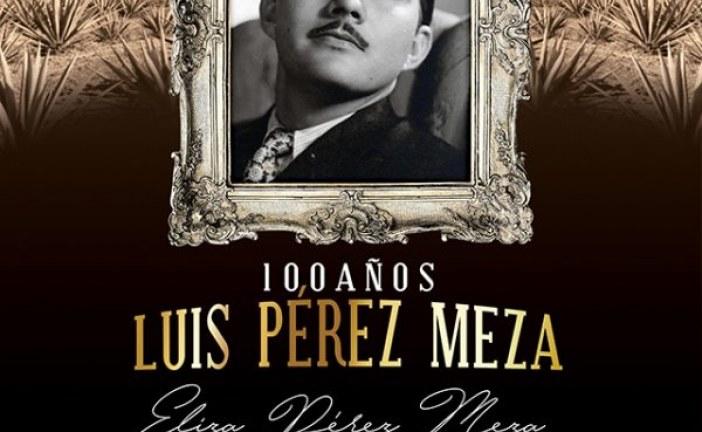 """""""100 años: Luis Pérez Meza. Elisa Pérez Meza en Concierto"""""""