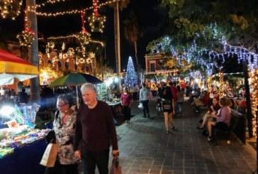 El espíritu navideño llega a la Machado