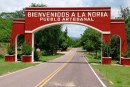 <center>La Noria Pueblo Señorial en la ruta de las Vinatas</center>