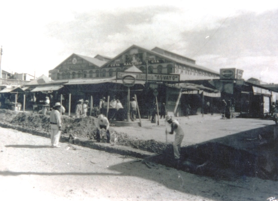 1950 Pino Suarez Mazatlan Market