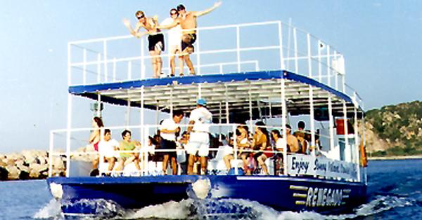 Renegado Catamaran Tour - Mazatlan, Mexico