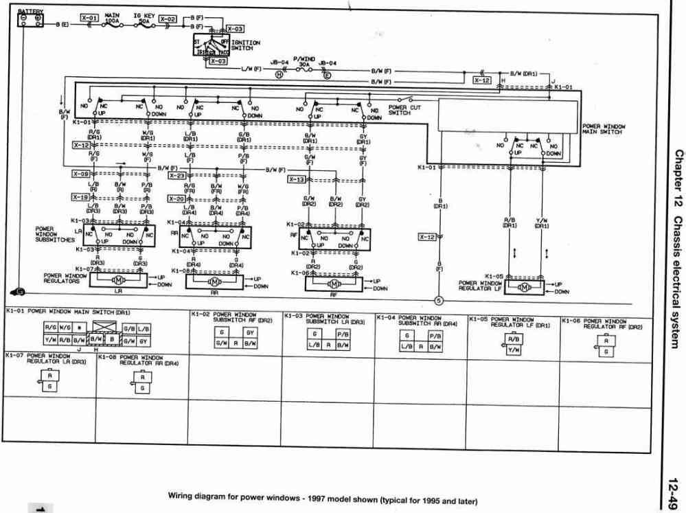 medium resolution of 2004 mazda 3 wiring diagrams power window car tuning