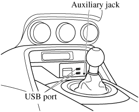 How to use AUX mode (Type A) How to use USB mode (Type A