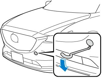 Motors Car & Truck Bumpers & Parts Mazda CX-9 Front Bumper