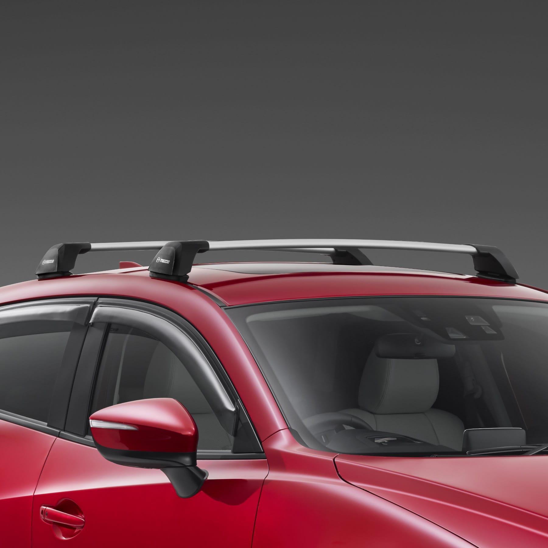 roof racks kit mazda accessories