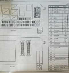 2006 honda element fuse box diagram [ 2731 x 1766 Pixel ]