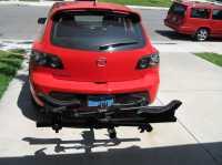 Best bike rack for 3 - Mazda3Club.com : The Original ...