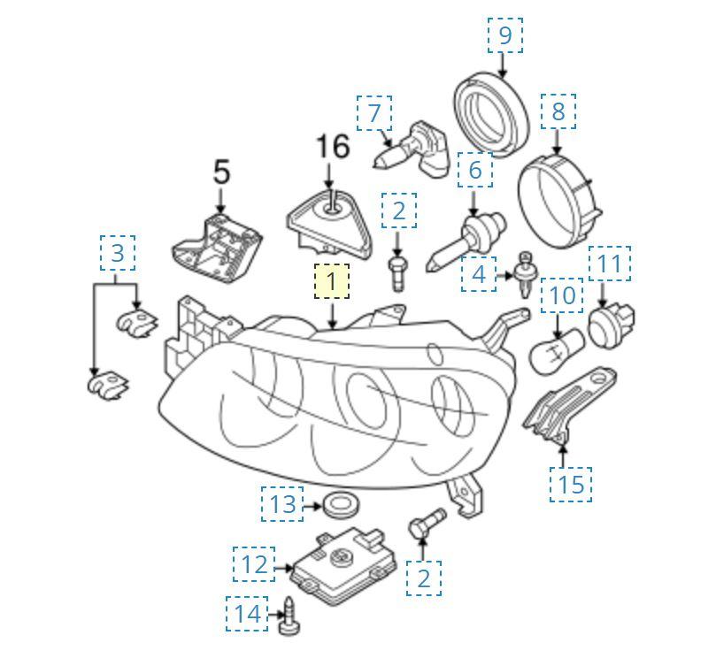 [DIAGRAM] 2007 Mazda 3 Wiring Diagram Underhood FULL