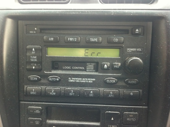 Cd Changer Radio Together With 2001 Mazda Tribute Radio Wiring Diagram