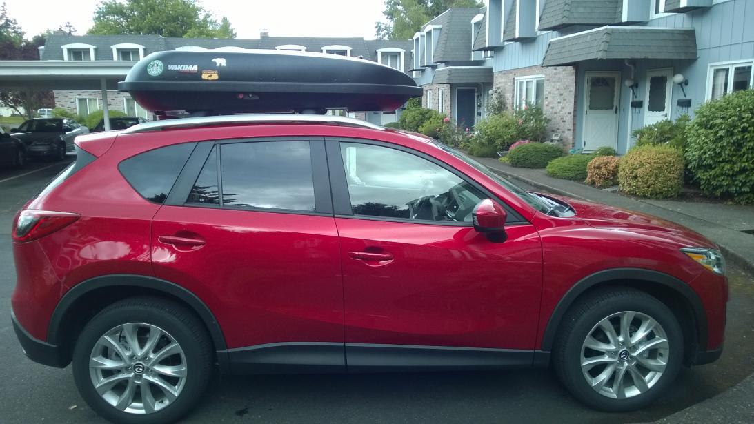 Mazda Cx 9 Roof Rack