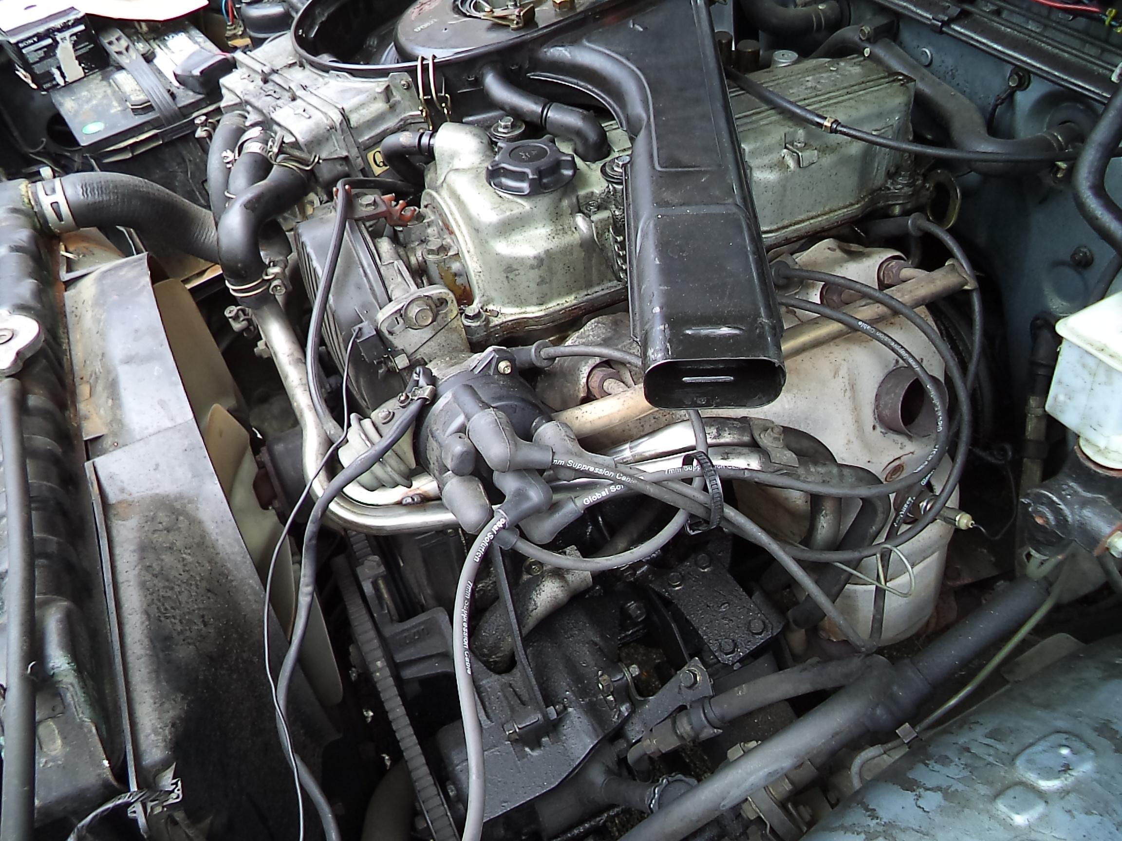 mazda b2200 carburetor diagram 1993 chevrolet c1500 wiring 1987 b2000 pick up engine 9
