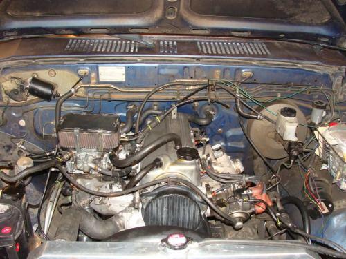 small resolution of weber conversion mazda b2200 engine photo jpg