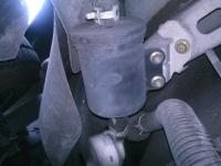 mazda protege 2000 1.6l fuel filter discovered at the left ...