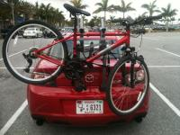 Bike Rack For RX8 - Mazda Forum - Mazda Enthusiast Forums