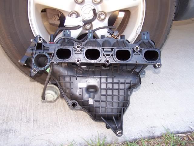 2005 Ford Focus Fuel System Diagram Intake Manifold Removal For 2 3l Mazda Forum Mazda