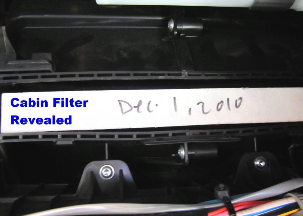 hight resolution of  diy cabin air filter change on mazda 6 cabinfilter5 jpg