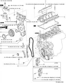 2006 Mazda 6 Engine Diagram • Wiring Diagram For Free