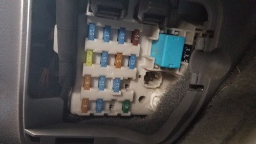 small resolution of  03 mazda 6i keeps blowing the room fuse 20180621 152950 jpg