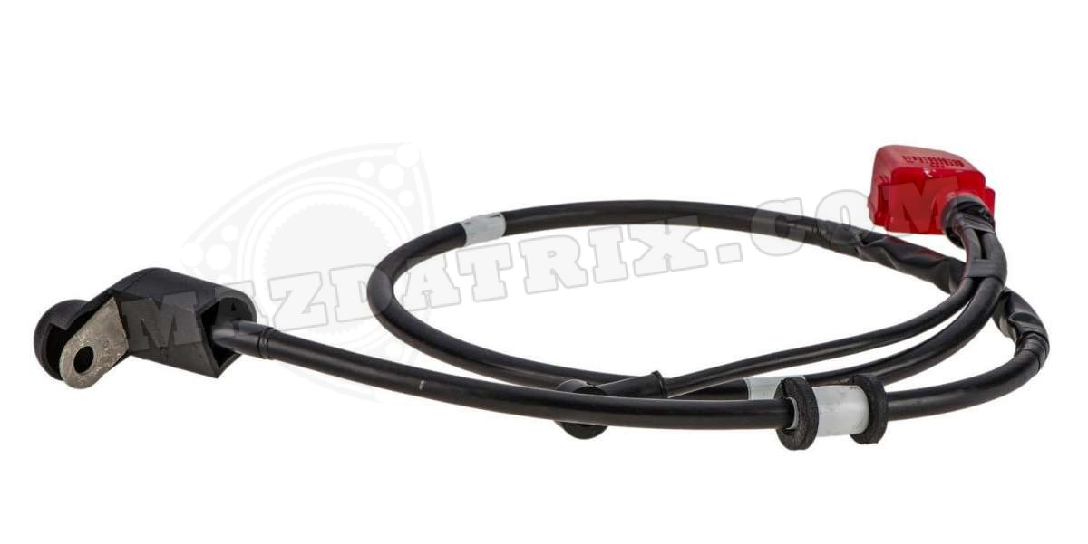 BATTERY CABLE, 84-85 12A POSITIVE EXCEPT AUTOMATIC