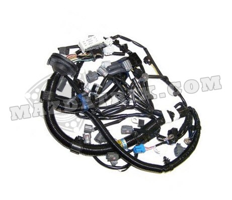 WIRING HARNESS ENGINE, 04-08 RX8 AUTOMATIC TRANS —NLA