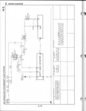 Wiring Diagram 2000 Millenia  Millenia  Eunos 800