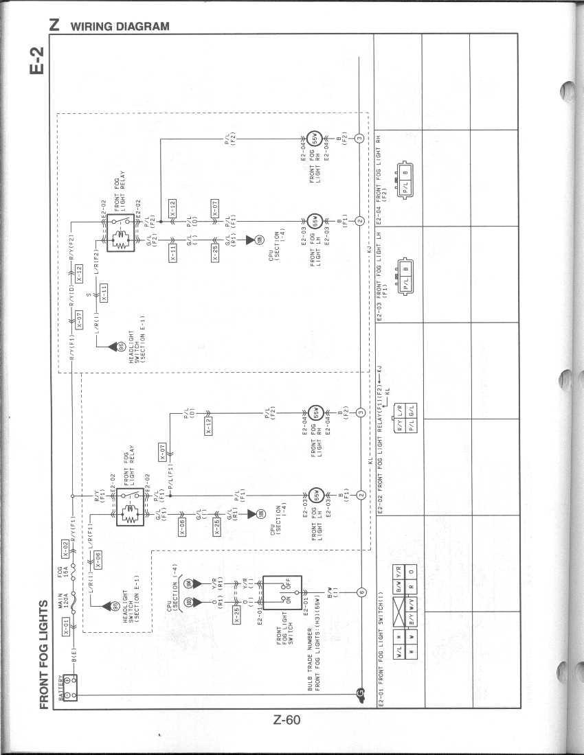 medium resolution of wiring diagram 2000 millenia millenia eunos 800