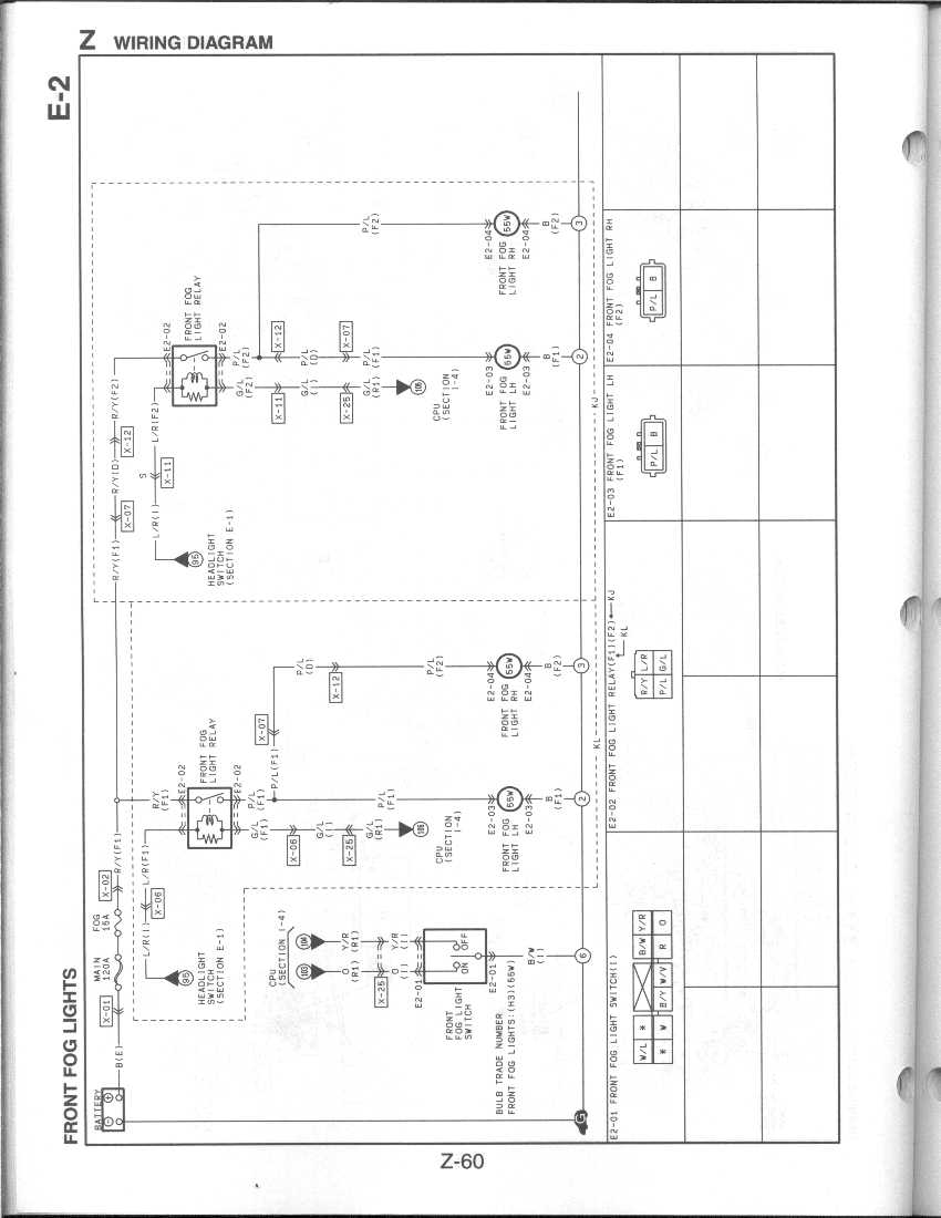 hight resolution of wiring diagram 2000 millenia millenia eunos 800
