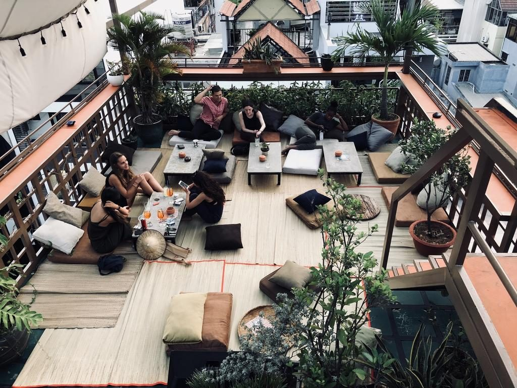 Top 10 Hostels In Saigon Maze Vietnam