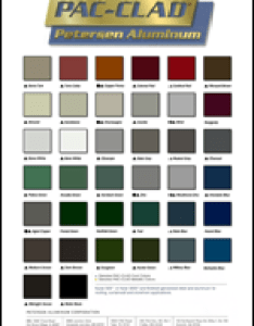 Englert color chart please note colors are representative only metal samples available upon request also rh mazmet