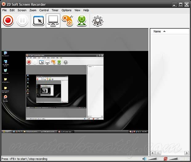ZD Soft Screen Recorder Serial Key Full Version
