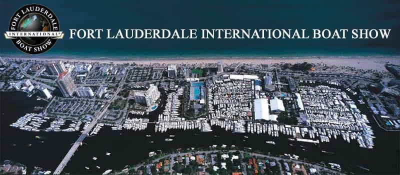 Fort Lauderdale International Boatshow