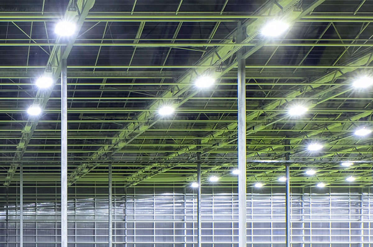 industrial led lighting solutions is