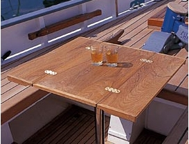 Tavoli teack  wwwmazzeonauticait