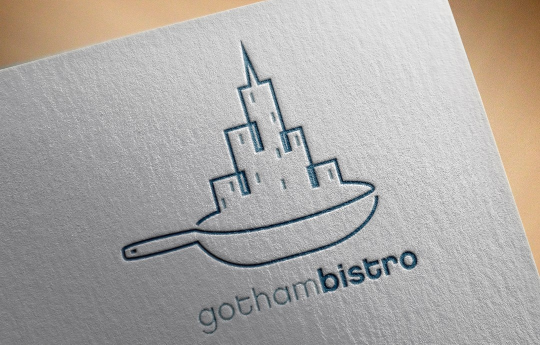 Gotham Bistro Logo