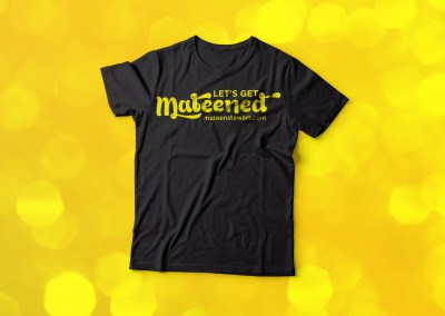 Mateened T Shirt Design