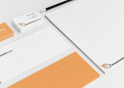 Mazziotti Design Stationery