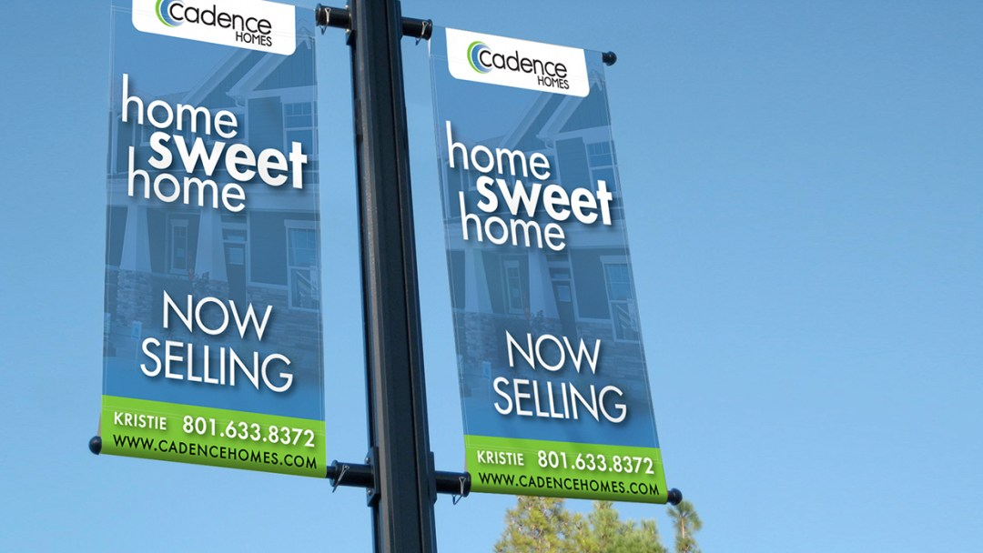 Cadence Homes Banners