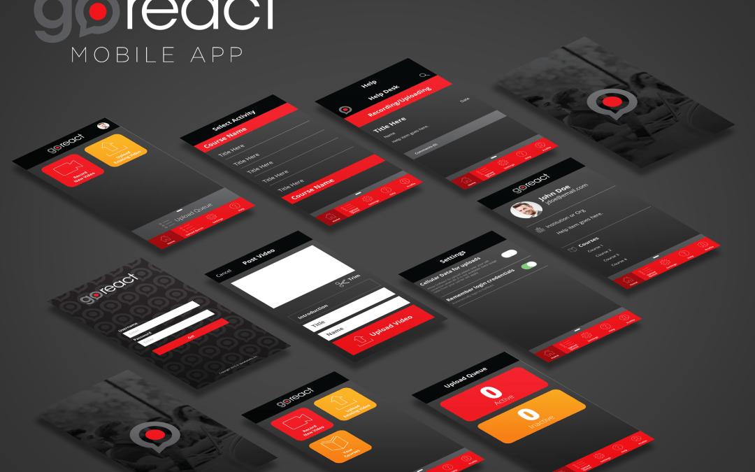 GoReact iPhone App